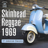 Various - Skinhead Reggae 1969: 17 Jamaican Classics (Kingston Sounds) LP